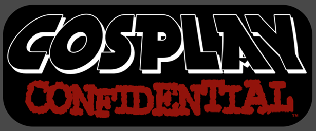COSPLAY CONFIDENTIAL Column Page Logo