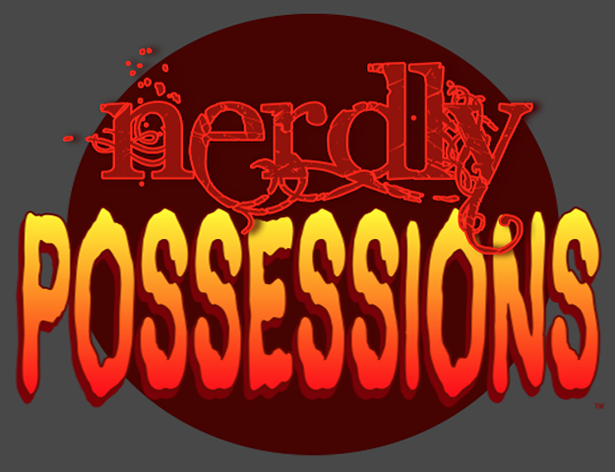 Nerdly Possession Column Page Logo Banner 2014