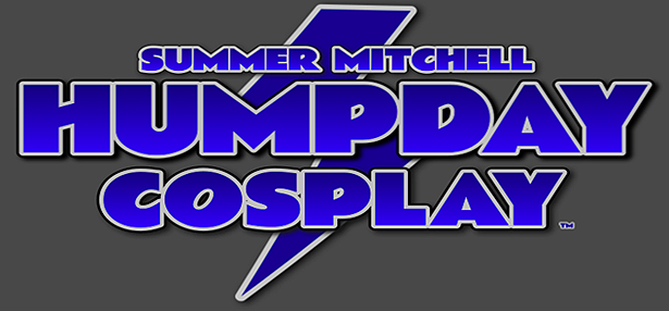 Summer Mitchell Humpday Cosplay Column PAGE Logo