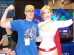 MATT & POWERGIRL