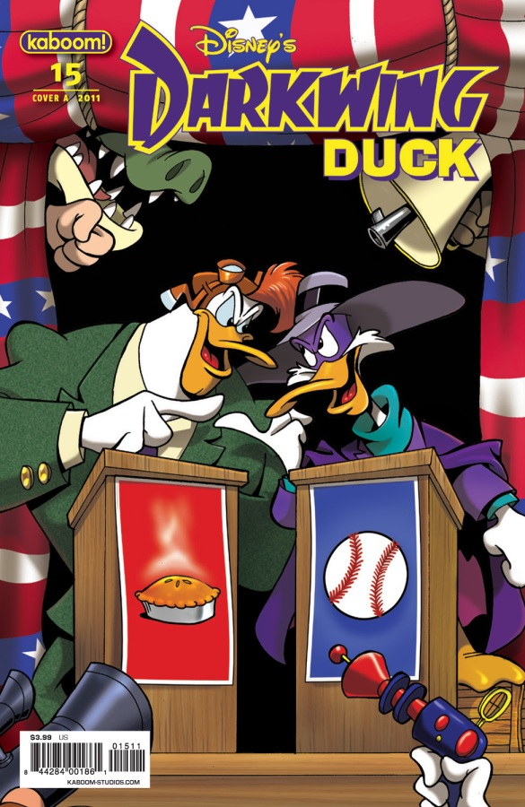 Darkwing Duck #15 Cover A
