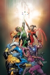 NEW DC 52 GREEN LANTERN NEW GUARDIANS #1