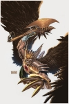 NEW DC 52 SAVAGE HAWKMAN #1