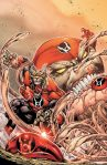 DC NEW 52 RED LANTERNS #4