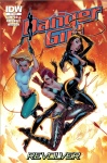 DANGER GIRL REVOLVER #1