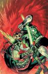 DC NEW 52 GREEN LANTERN CORPS #5