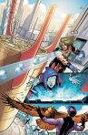 DC NEW 52 LEGION OF SUPER-HEROES #5