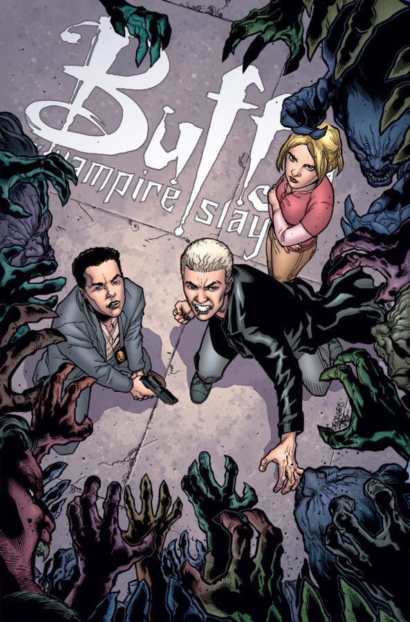 BUFFY THE VAMPIRE SLAYER SEASON 9 FREEFALL #7