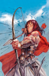 CONAN THE BARBARIAN #2 Carnvale Cover