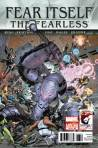 FEAR ITSELF FEARLESS #11