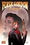 FLASH GORDON ZEITGIEST #4 Renaud Cover