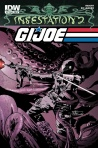 INFESTATION 2 GI JOE #2