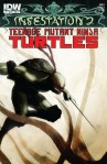 INFESTATION 2 TEENAGE MUTANT NINJA TURTLES #1