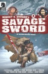 ROBERT E HOWARD'S SAVAGE SWORD #4