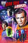 STAR TREK LEGION OF SUPER-HEROES #6