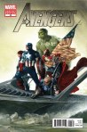 AVENGERS #25 Avengers Art Appreciation Variant