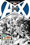 AVENGERS VS X-MEN #2 Diamond Comic Distributors Retailer Summit Variant