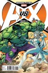 AVENGERS VS X-MEN #2 Pagulayan Variant