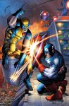 AVENGERS VS X-MEN John Romita Jr Variant