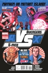 AVENGERS X-MEN VS #1 Immonen Variant