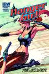 DANGER GIRL REVOLVER #4
