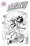 DAREDEVIL #11 Avengers Art Appreciation Cover
