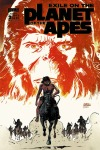 EXILE ON THE PLANET OF THE APES #2 Cover A