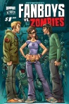 FANBOYS VS ZOMBIES #1 Cover B