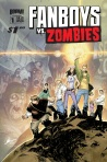 FANBOYS VS ZOMBIES #1 Cover D