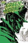 GREEN HORNET #24 Denham Cover
