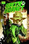 GREEN HORNET #24 Hester Cover