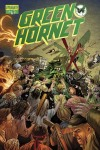 GREEN HORNET #24 Lau Cover