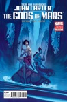 JOHN CARTER GODS OF MARS #2