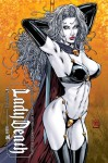 LADY DEATH #16 Sultry Cover