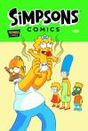 SIMPSONS COMICS #189