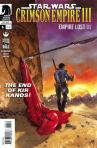 STAR WARS CRIMSON EMPIRE III EMPIRE LOST #6