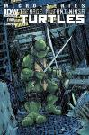 TEENAGE MUTANT NINJA TURTLES MICRO SERIES #4 Leonardo Cover