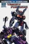 TRANSFORMERS ROBOTS IN DISGUISE #4 Cover A