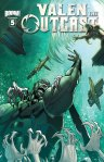 Valen The Outcast #5 Cover A