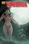 VAMPIRELLA #16 Parrillo Cover
