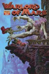 WARLORD OF MARS #17 Jusko Cover