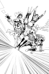 ASTONISHING X-MEN #50 Cassaday Sketch Variant