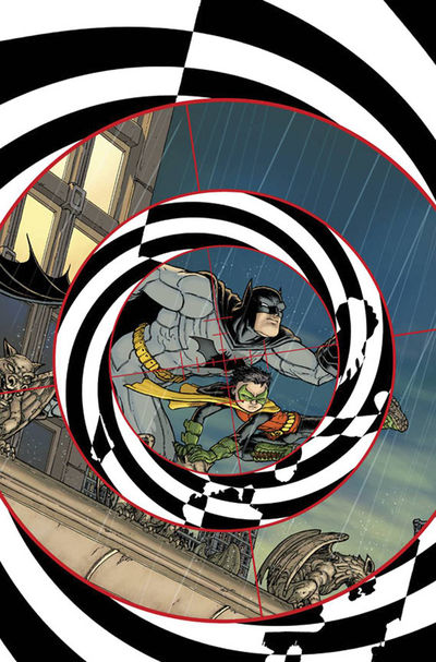 BATMAN INCORPORATED #1 Combo Pack