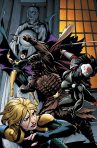BIRDS OF PREY #9