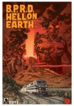 BPRD HELL ON EARTH DEVIL'S ENGINE #1