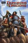 DUNGEONS & DRAGONS FORGOTTEN REALMS #1 Cover A