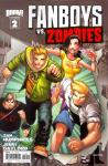 FANBOYS VS ZOMBIES #2 Cover A