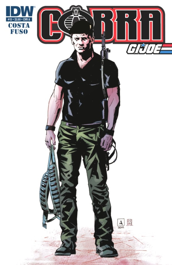 GI JOE COBRA #13 Cover B