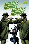 GREEN HORNET #25 Hester Cover