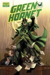 GREEN HORNET #25 Lau Cover